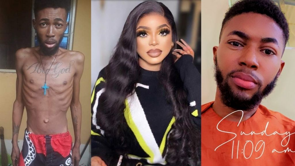 God used Bobrisky to save my life – Young Man narrates how he survived Leukemia Blood Cancer (Video)