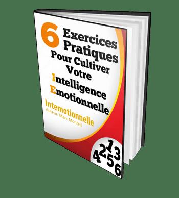 Cover Ebook 6 Exercices pratique Intelligence Emotionnelle Intemotionnelle 350