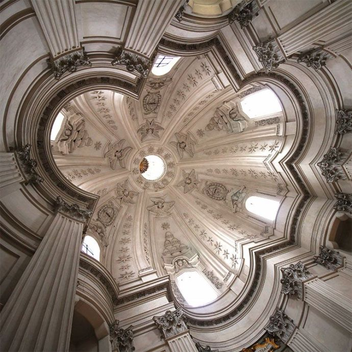 Sant'Ivo alla Sapienza, Francesco Borromini