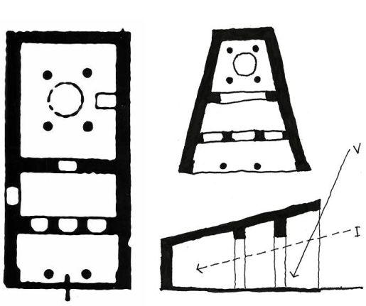La orientación en la arquitectura pasiva.