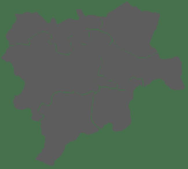 Mapa Arquitectura de Albacete