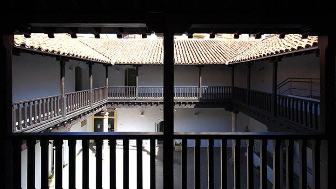 Posada del Rosario de Albacete. Galería