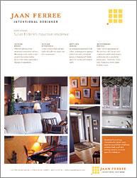 Professional interior design portfolio for Professional interior design portfolio