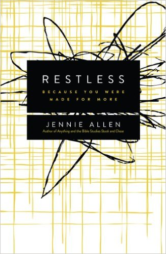 Restless: Because You Were Made For More