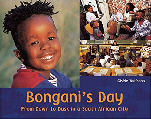 Bongani's Day: From Dawn to Dusk in a South African City