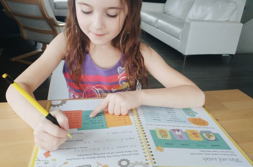 Our Daily Homeschool Resources - our favorite writing resources