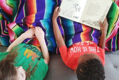 The Best Funny Poetry Books for Kids - great for poetry tea time.