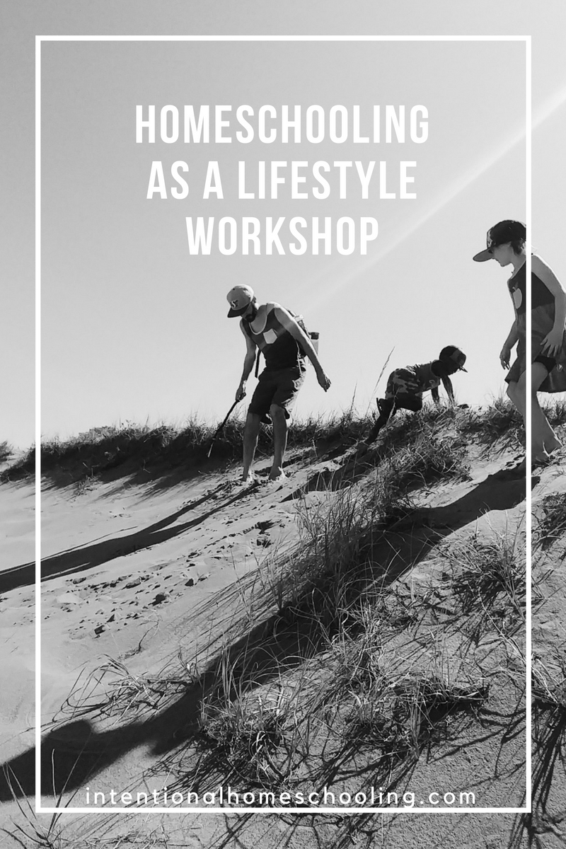 Homeschooling as a Lifestyle Workshop