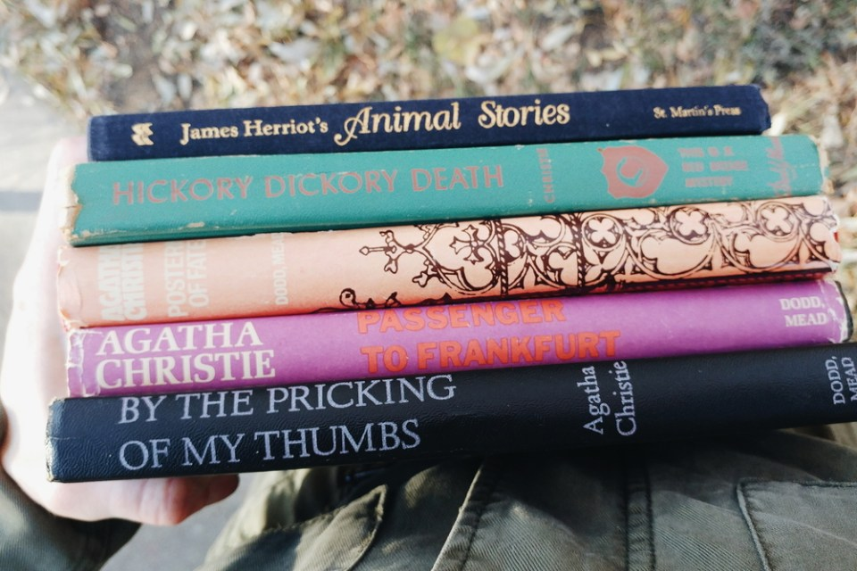 The best fiction and non-fiction chapter books I read in 2018