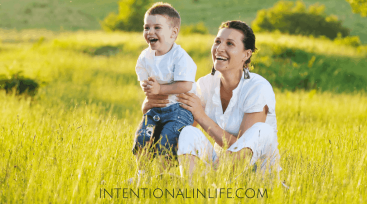 Intentional Life Series – Purposeful Living, Loving & Growing Moms