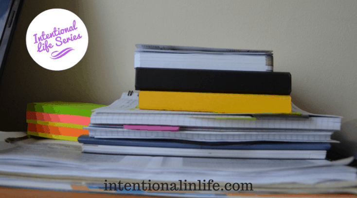 Being Intentional With all that Information from a Homeschool Convention