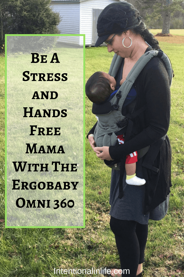Wondering about the Ergobaby Omni 360 baby carrier? Come on over and read my thoughts on the latest model compared to the Ergobaby Original. There are some wonderful changes that may cause you to want to upgrade.