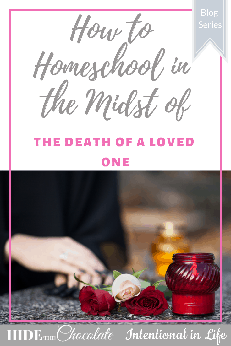 Dealing with the death of a loved one and homeschooling is not always easy but it is possible. Learn how to homeschool in the midst of a crisis.