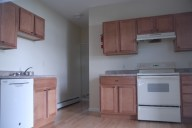 Full Kitchen with stove and Dishwasher