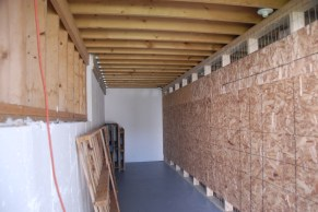 One of many dry, secure, and large storage units