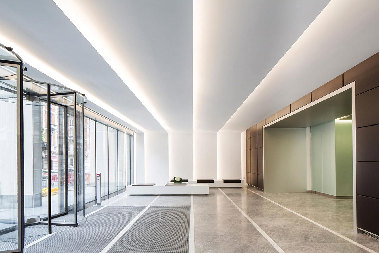 Recessed Linear Led Lighting