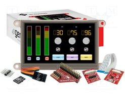 SK-GEN4-43D-PI.development kit:  with display