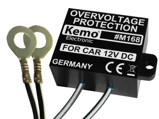 Overvoltage Protection 12 V/DC