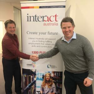 Interact Joining Forces With Workskil