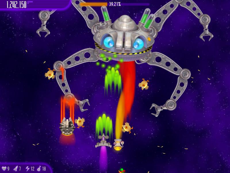Invaders online game