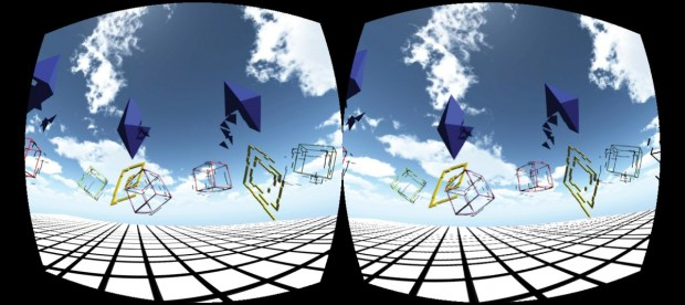 Prototypes exploring Perspective in Virtual Reality