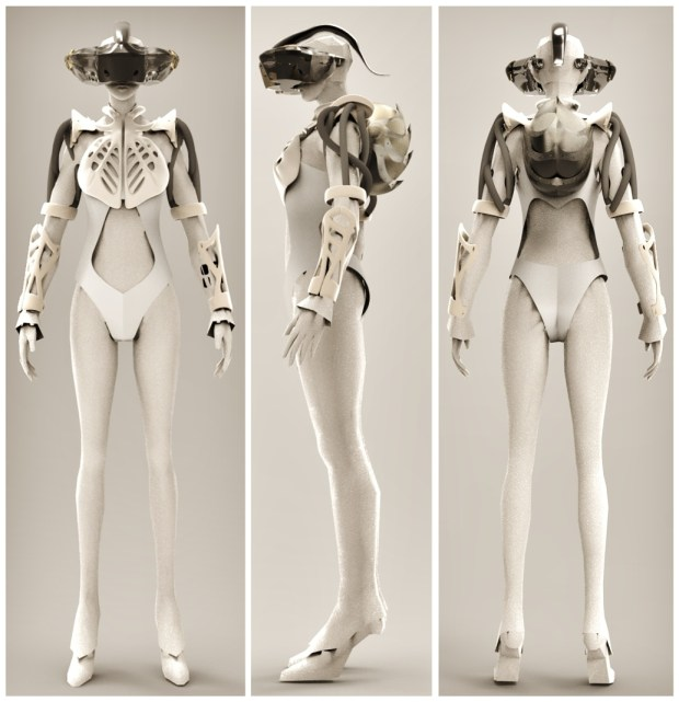 The Polymelia Suit | Initial Design