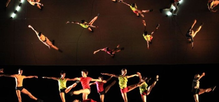 Measuring Architecture with Dance Choreography