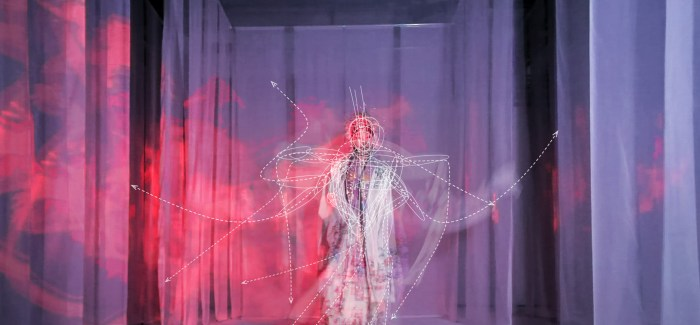 "Interactive Dramaturgy for Chinese Kunqu Opera ""The Peony Pavilion"""