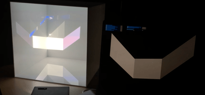 Projection prototype