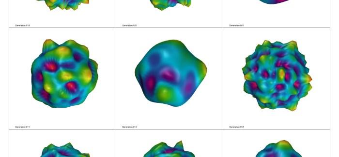 Surface Generation_4D Noise