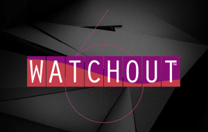 Watchout 6 Logo