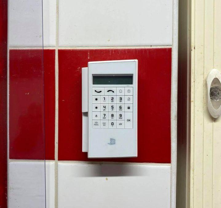 Installation alarme intrusion à Aix les bains en Savoie