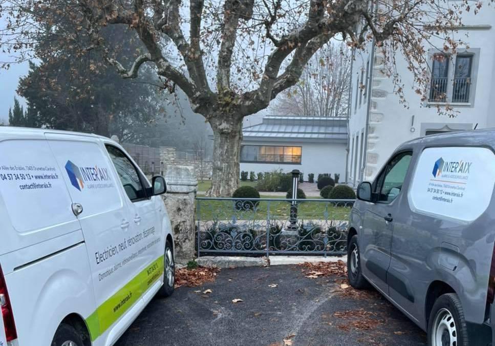 Alarme & Vidéosurveillance – Grésy-Sur-Aix