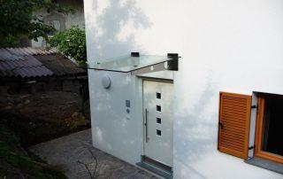 opere di carpenteria metallica in in ferro e acciaio, sia per interni che per esterni.