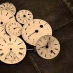 Tiempo. Regla de los dos minutos
