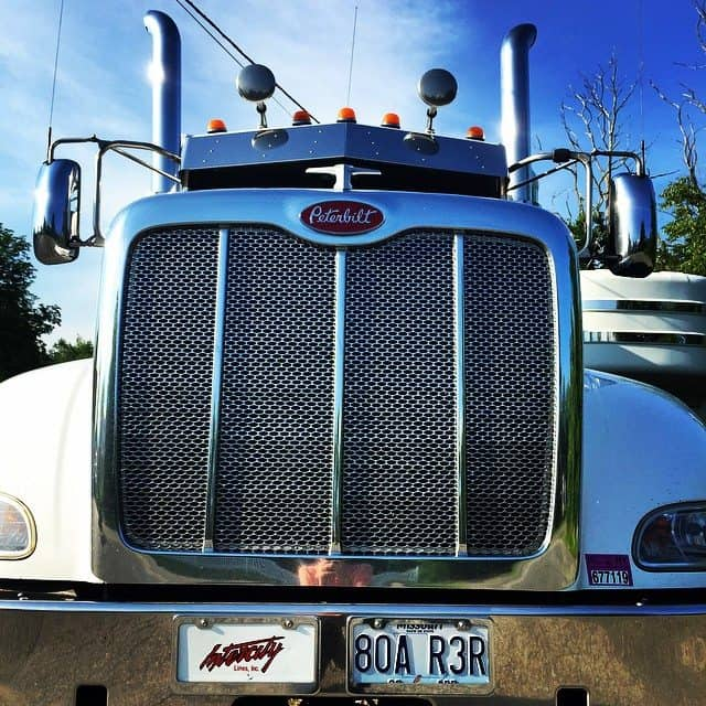 intercity lines peterbilt