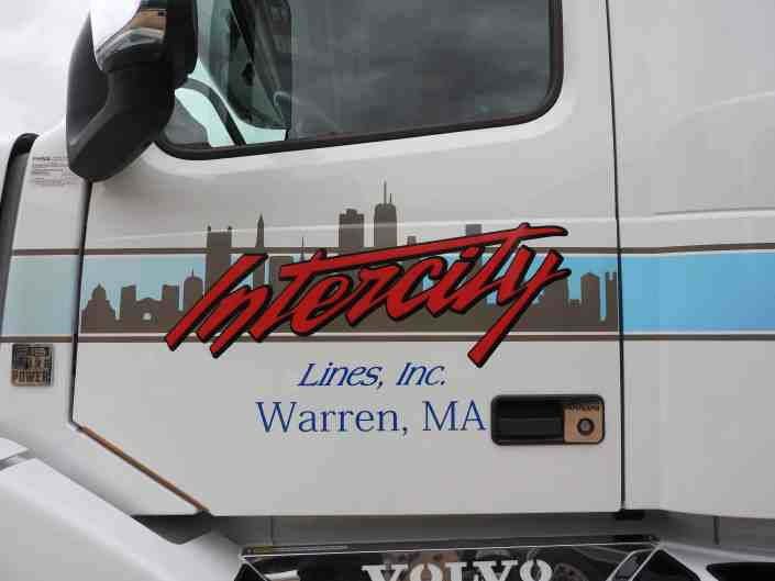 intercity lines truck