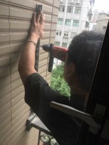 高雄隱形鐵窗|谷賓隱形鐵窗