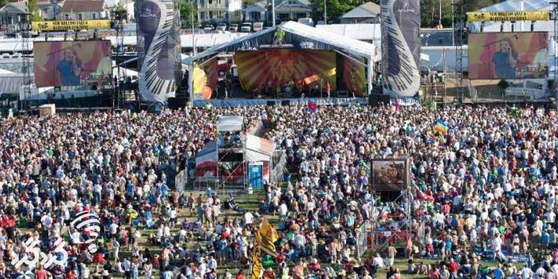 new orlans jazz festival