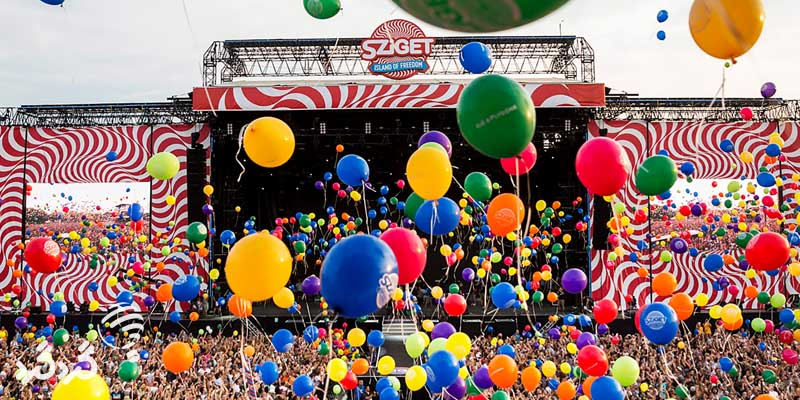 sziget music festival
