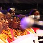 InterContinental Music Awards, concert event 2013, choir group
