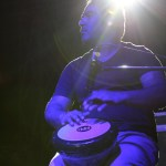 InterContinental Music Awards, concert event 2013, percussion player