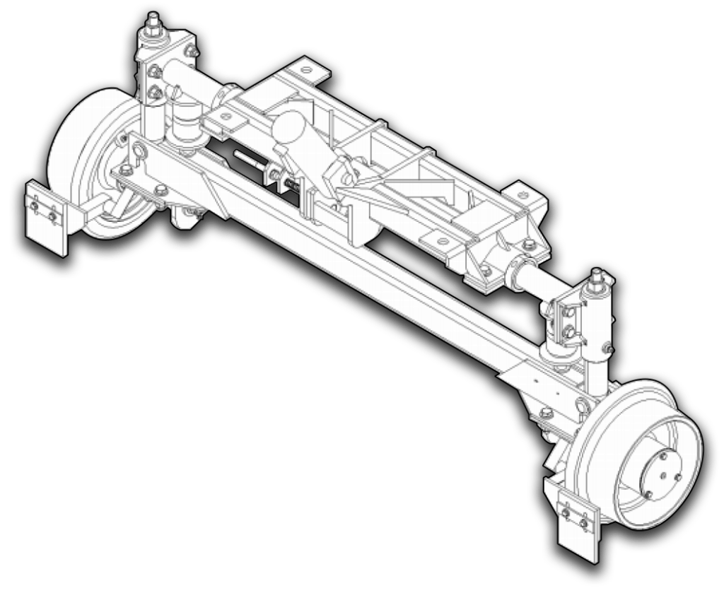 Rafna Railgear Intercon Truck Equipment