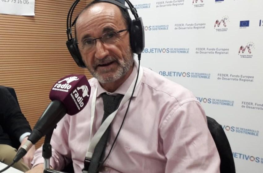 """Bartolomé Nofuentes en el """"El Intercafé"""": """"El tejido empresarial valenciano tiene la oportunidad de reorganizarse para preparar la entrada de ayudas del operativo 2021-2027 de Europa"""""""