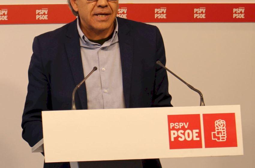 """Manolo Mata: """"La suspensión del pleno es una decisión política que busca que Les Corts no tomen decisiones sin la concurrencia de un grupo"""""""