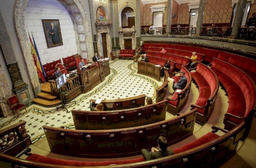 El Ayuntamiento de Valencia aprueba subvenciones para autónomos y pymes de hasta 6.000 euros