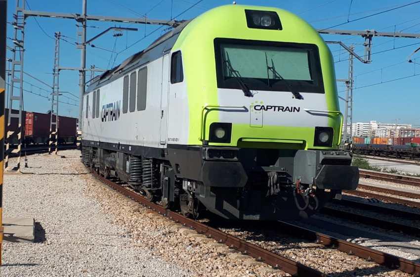 Captrain, la primera empresa ferroviaria que iniciará los ERTE por la crisis del coronavirus
