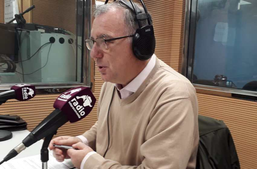 """Enrique Bellés, Presidente de Intercitrus: """"Estamos comprometidos para que haya un suministro suficiente de calidad alimentaria"""""""