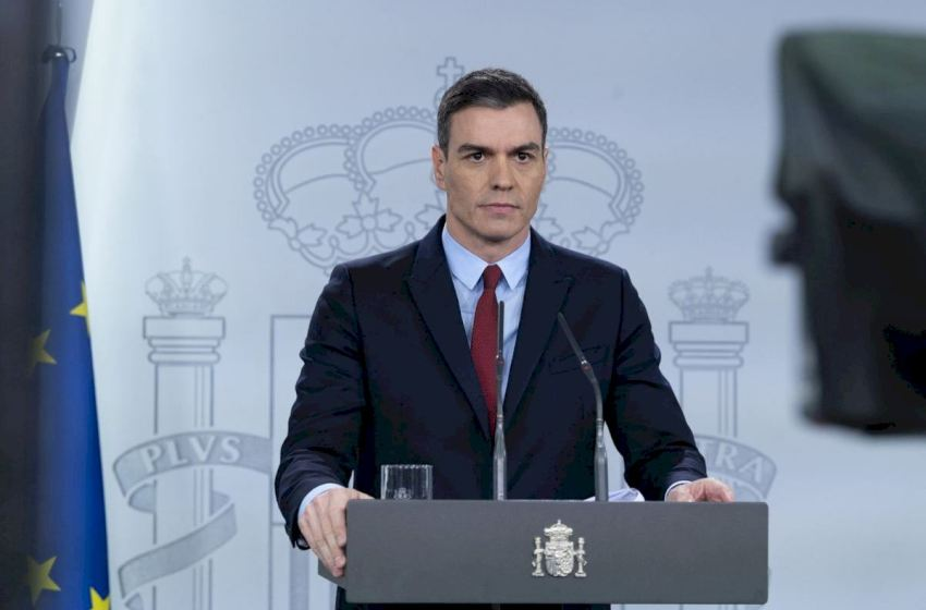 Sánchez pedirá prorrogar el estado de alarma pero se dejará salir a los niños desde el 27 de abril