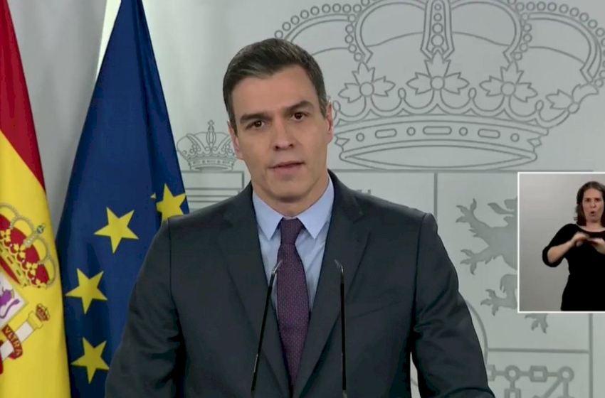 Los españoles deberemos quedarnos en casa hasta el próximo 25 de abril